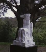 Sitzende, 1990